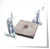 Manhole Cover Lifter
