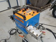Used Cable blowing-in system FIBERJET