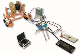 FIBERJET - Cable Blowing System for laying of fibre optic cables